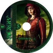Arrow - Seizoen 4 - Disc 5