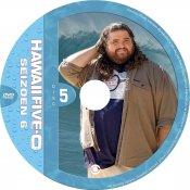Hawaii Five-0 - Seizoen 6 - Disc 5
