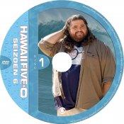 Hawaii Five-0 - Seizoen 6 - Disc 1
