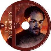 Supernatural - Seizoen 11 - Disc 1