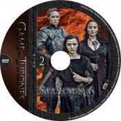 Game Of Thrones - Seizoen 6 - Disc 2