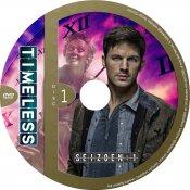 Timeless - Seizoen 1 - Disc 1