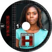Celblok H - Seizoen 4 - Disc 1