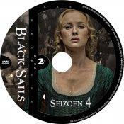 Black Sails - Seizoen 4 - Disc 2