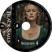 Black Sails - Seizoen 4 - Disc 1