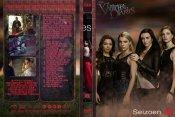 The Vampire Diaries - Seizoen 8 - 14mm - Spanning Spine