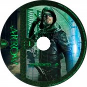 Arrow - Seizoen 5 - Disc 1