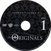 The Originals - Seizoen 3 (disc 1)