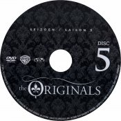 The Originals - Seizoen 3 (disc 5)