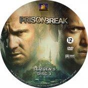 Prison Break - Seizoen 5 - Disc 3