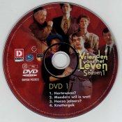 Vrienden Voor Het Leven Seizoen 1 Dvd 1