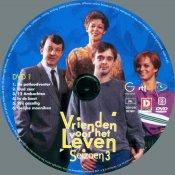 Vrienden Voor Het Leven Seizoen 3 Dvd 1