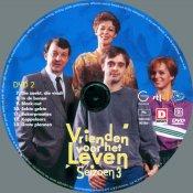 Vrienden Voor Het Leven Seizoen 3 Dvd 2