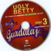 Ugly Betty Seizoen 4 Dvd 3