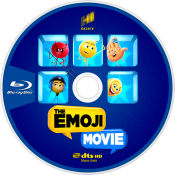 The Emoji Movie Label