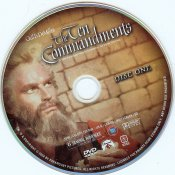 The Ten Commandments 1956 - Disc 1