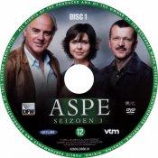 Aspe Seizoen 3 Dvd 1