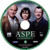 Aspe Seizoen 3 Dvd 3
