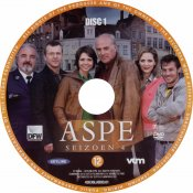 Aspe Seizoen 4 Dvd 1