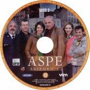 Aspe Seizoen 4 Dvd 2
