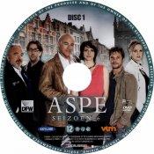 Aspe Seizoen 6 Dvd 1