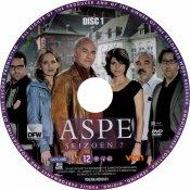 Aspe Seizoen 7 Dvd 1