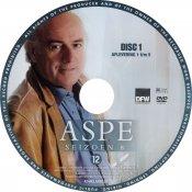 Aspe Seizoen 8 Dvd 1