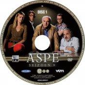 Aspe Seizoen 9 Dvd 1