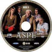 Aspe Seizoen 9 Dvd 3