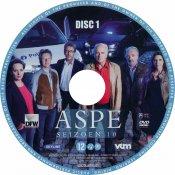 Aspe Seizoen 10 Dvd 1
