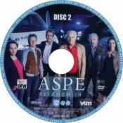 Aspe Seizoen 10 Dvd 2