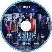 Aspe Seizoen 10 Dvd 3