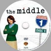 The Middle Seizoen 1 Dvd 1