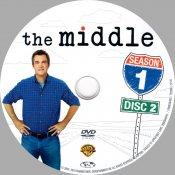 The Middle Seizoen 1 Dvd 2