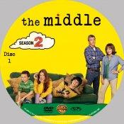 The Middle Seizoen 2 Dvd 1