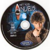Het Huis Anubis Seizoen 3 Dvd 2