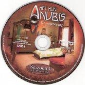 Het Huis Anubis Seizoen 4 Dvd 1