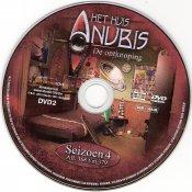 Het Huis Anubis Seizoen 4 Dvd 2