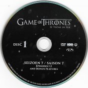 Game Of Thrones Seizoen 7 Dvd 1