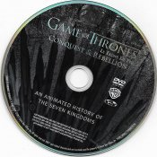 Game Of Thrones Seizoen 7 Dvd 5 Bonus