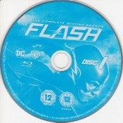 The Flash Seizoen 2 Disc 1