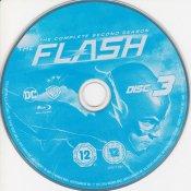 The Flash Seizoen 2 Disc 3