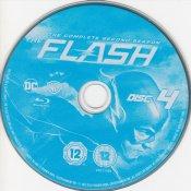 The Flash Seizoen 2 Disc 4