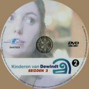 Kinderen Van Dewindt Seizoen 2 Dvd 2