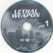 Lethal Weapon Seizoen 1 Dvd 1