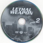 Lethal Weapon Seizoen 1 Dvd 2
