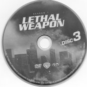 Lethal Weapon Seizoen 1 Dvd 3