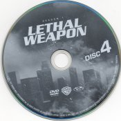 Lethal Weapon Seizoen 1 Dvd 4