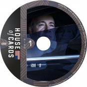 House Of Cards - Seizoen 5 - Disc 1