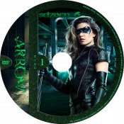 Arrow - Seizoen 6 - Disc 1